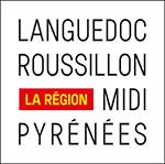 logo de la Région Languedoc-Roussillon Midi Pyrénées